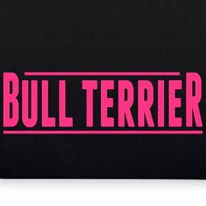 Bull Terrier - EarthPositive Tote Bag