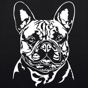 French Bulldog - French Bulldog - EarthPositive Tote Bag