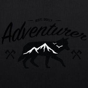 Adventurer Original - Bio-stoffveske