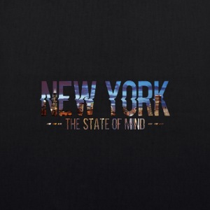 New York - The state of Mind 2 - EarthPositive Tote Bag