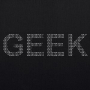 GEEK WEAR - Øko-stoftaske