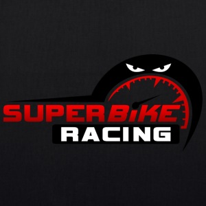 superbike racing - EarthPositive Tote Bag