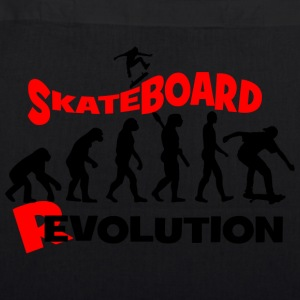 tshirt-skate Revolution - EarthPositive Tote Bag