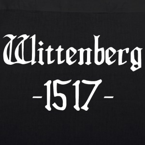 Wittenberg 1517 - EarthPositive Tote Bag