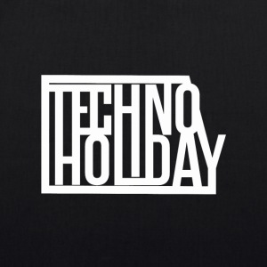 Techno Holiday - EarthPositive Tote Bag