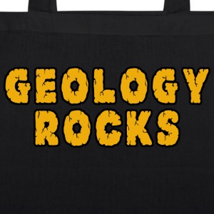 GEOLOGY ROCKS - EarthPositive Tote Bag