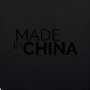 Made In China - Borsa ecologica in tessuto