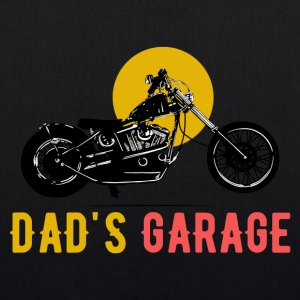 Dad's Garage · LogoArt - EarthPositive Tote Bag