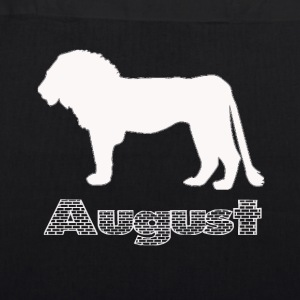 August - EarthPositive Tote Bag