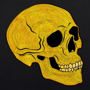 YellowSkull - EarthPositive Tote Bag