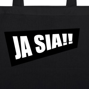 YES SIA - EarthPositive Tote Bag
