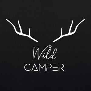 Wild-campers - EarthPositive Tote Bag
