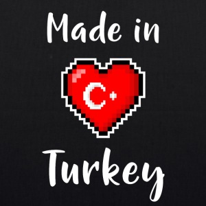 Made in Turkey - Bio-stoffveske