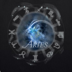 aries Capricorn zodiac sign horoscope image - EarthPositive Tote Bag