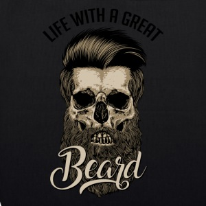 Great Beard - EarthPositive Tote Bag