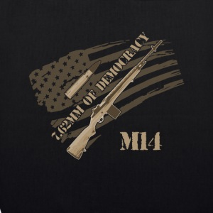 M14 RIFLE - EarthPositive Tote Bag