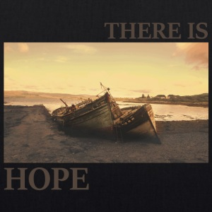There_is_hope_natural_colour - Øko-stoftaske