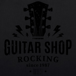 Guitar Shop - Bio-Stoffbeutel