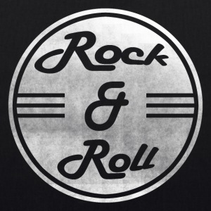 Rock & Roll - EarthPositive Tote Bag