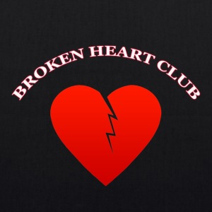 Broken Heart Club - EarthPositive Tote Bag
