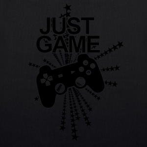 Just Game - EarthPositive Tote Bag