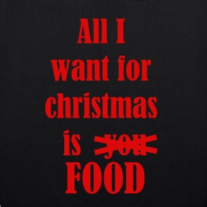 Christmas song Essen saying - EarthPositive Tote Bag