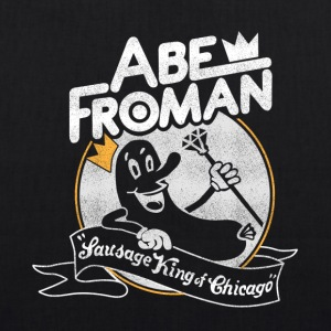 Korv King of Chicago Abe Froman - Ekologisk tygväska