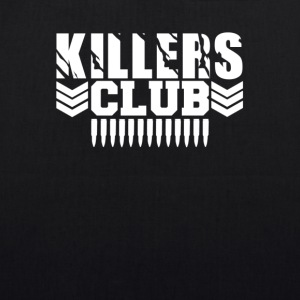 Club-Killers - Bio-Stoffbeutel