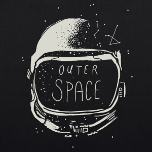 Outer Space - Bio-Stoffbeutel