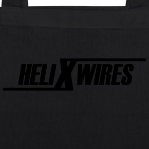 HeliX Wires - EarthPositive Tote Bag