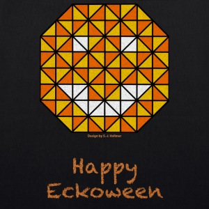 Happy Eckoween - EarthPositive Tote Bag