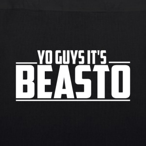 Yo Guys, It's Beasto Best-Sellers - EarthPositive Tote Bag