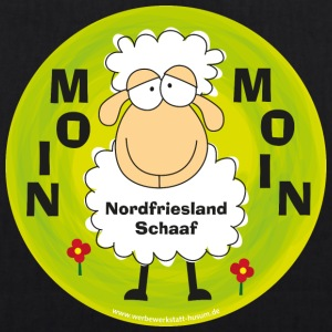 Nordfriesland Schaaf - EarthPositive Tote Bag