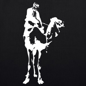 Camel rider I snow white I - EarthPositive Tote Bag