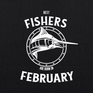 Present for fishers born in February - EarthPositive Tote Bag