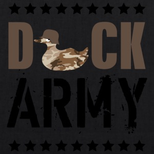 Duck army - EarthPositive Tote Bag