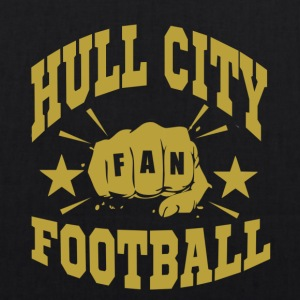 Hull City Fan - Borsa ecologica in tessuto