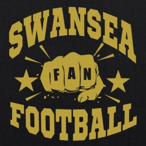 Swansea Football Fan - Bio-Stoffbeutel