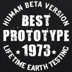1973 - The year of birth of legendary prototypes - EarthPositive Tote Bag