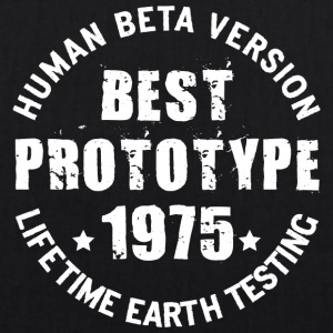 1975 - The year of birth of legendary prototypes - EarthPositive Tote Bag