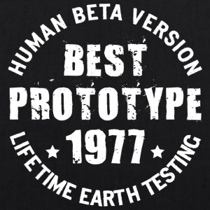 1977 - The year of birth of legendary prototypes - EarthPositive Tote Bag