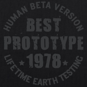 1978 - The year of birth of legendary prototypes - EarthPositive Tote Bag