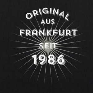 Original from Frankfurt since 1986 - EarthPositive Tote Bag