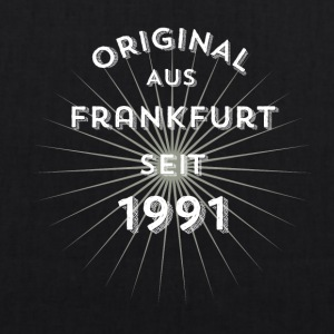 Original from Frankfurt since 1991 - EarthPositive Tote Bag