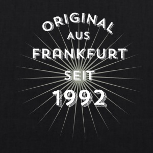 Original from Frankfurt since 1992! - EarthPositive Tote Bag