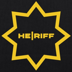 Sheriff guitar player sign for him. - EarthPositive Tote Bag