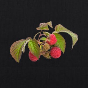 Raspberry fruit Organic Fruits - EarthPositive Tote Bag