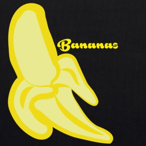bananas - EarthPositive Tote Bag