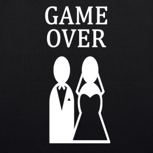 ++ ++ GAME OVER - Øko-stoftaske
