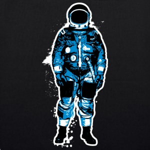 astronaut Grunge - EarthPositive Tote Bag